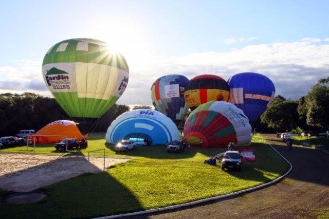 Dúvidas frequentes sobre o balonismo em Santa Maria