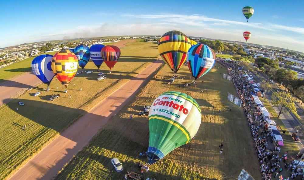Rio Claro não terá balonismo em 2017