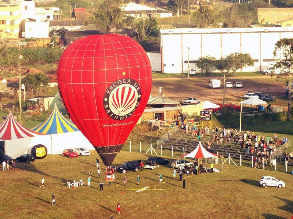 Conheça um pouco mais sobre Warley Macedo, piloto da Escola Brasileira de Balonismo