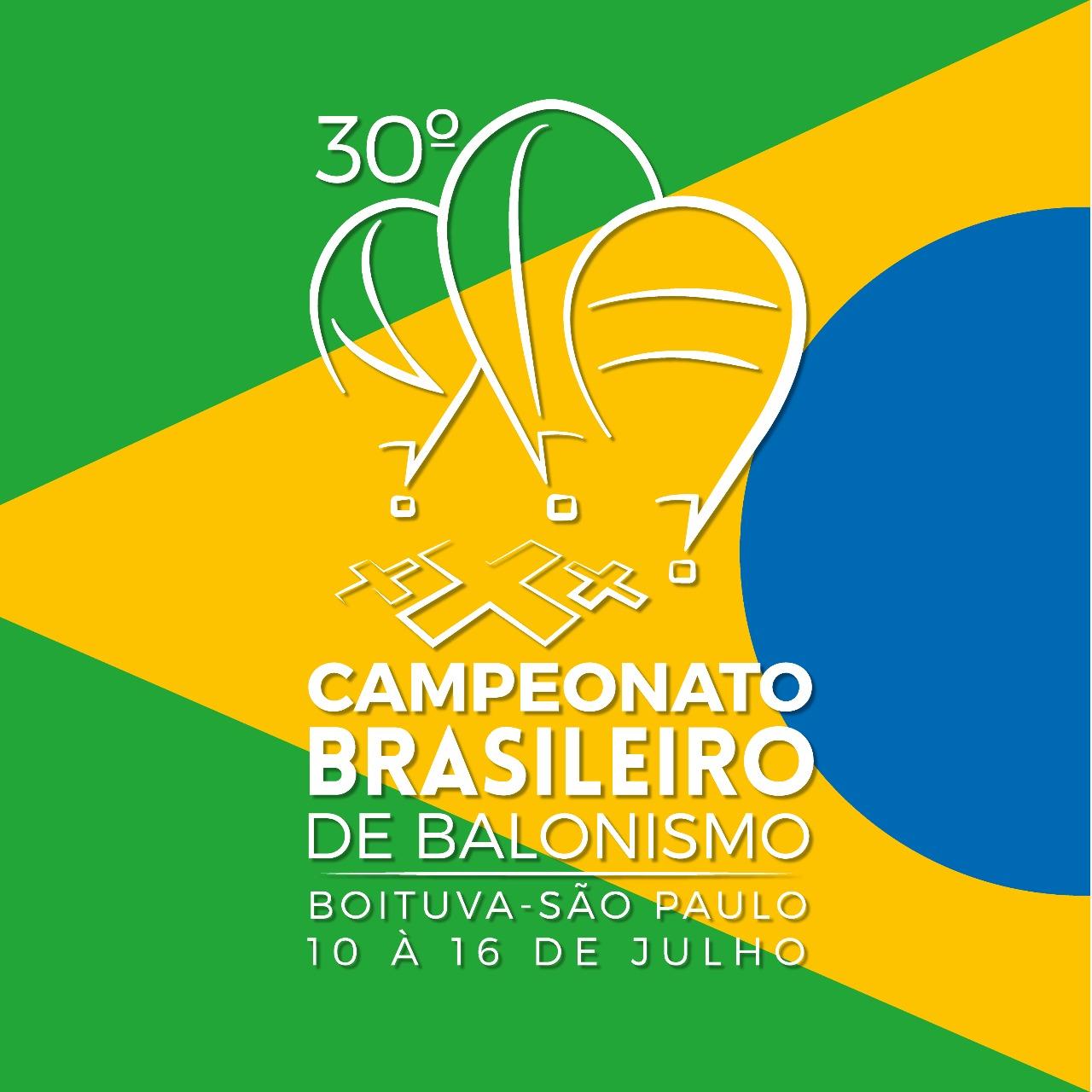 Programação do Campeonato Brasileiro de Balonismo 2017